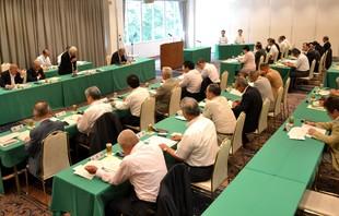 定時評議員会及び臨時理事会を開催しました
