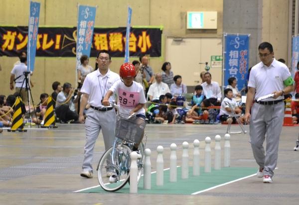 河合第三小学校が交通安全子供自転車全国大会において準優勝
