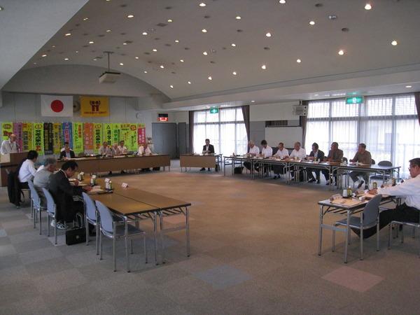 定例理事会の開催