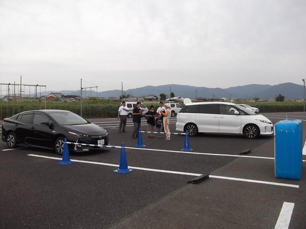 第5回交通安全フェスティバル(ビギナースクールを開催)