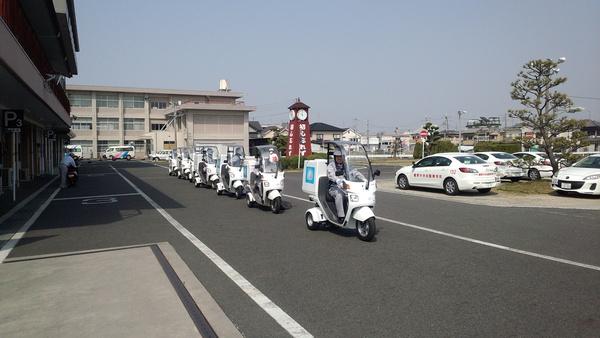 法人会員(大和ガス株式会社)ミニバイク講習会開催