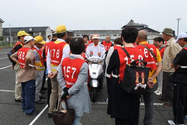 高齢者ミニバイク講習会の開催
