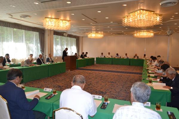令和元年度定時評議員会を開催