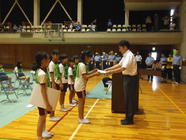 交通安全子供自転車奈良県大会開催