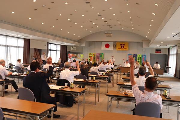 定時評議員会・臨時理事会を開催しました